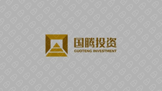 国腾金融品牌LOGO设计入围方案5