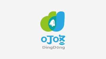 叮咚食品品牌LOGO设计