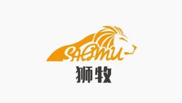 獅牧保健品品牌LOGO設計