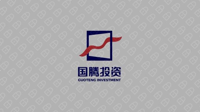 国腾金融品牌LOGO设计入围方案15