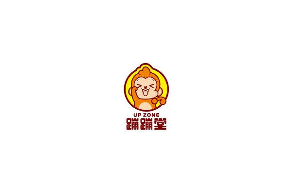 蹦蹦堂游乐场标志设计