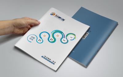 创业孵化器宣传册画册设计