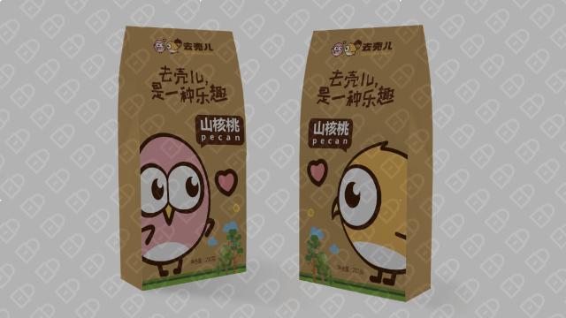 去壳儿食品品牌包装设计入围方案2