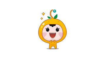 小天使教育品牌吉祥物設計