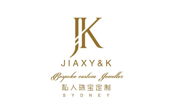 jk珠宝品牌标识设计