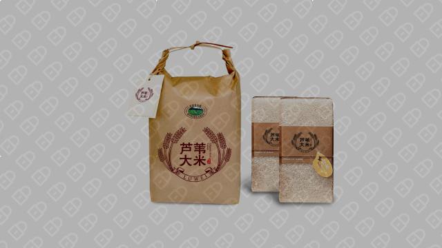红兴隆农垦包装设计入围方案7