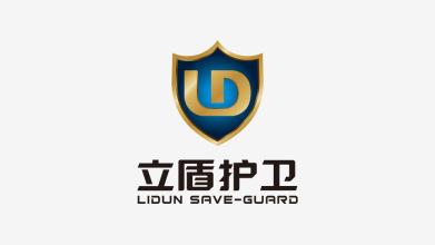 立盾护卫安保品牌LOGO乐天堂fun88备用网站