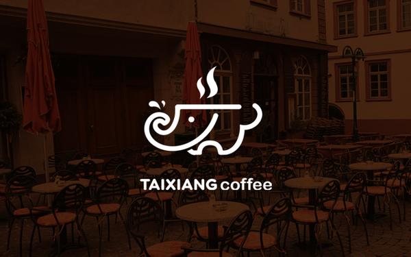 咖啡品牌Logo设定