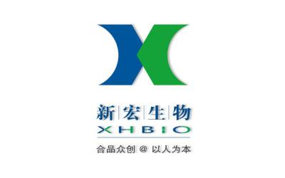 新宏XX藥業羊胎素品牌設計