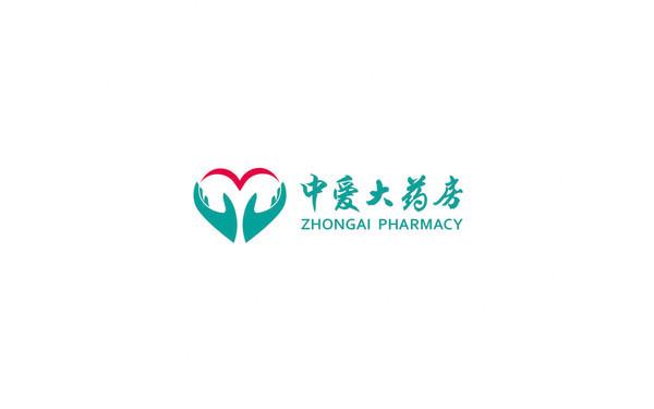 中爱大药房logo