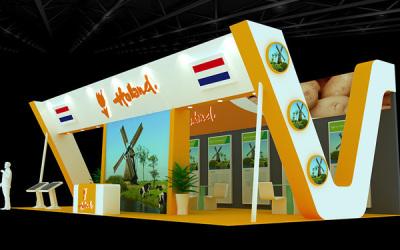 22届农高会特装及荷兰展馆设计