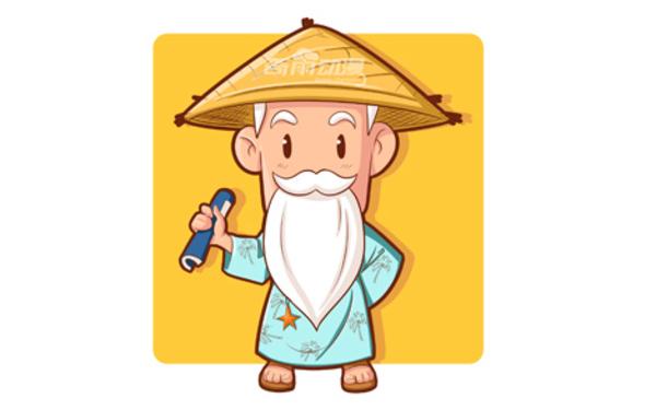 地产行业-苏东坡卡通形象设计