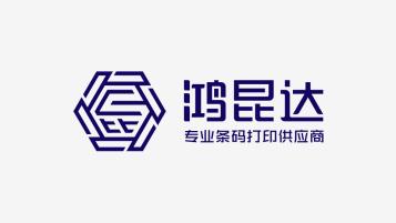 鴻昆達傳媒品牌LOGO設計