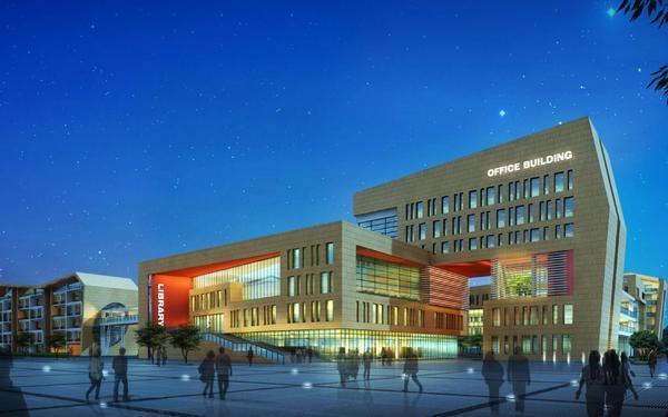 贵港3中建筑方案设计