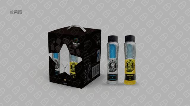 京源丰硕食品品牌包装设计入围方案0