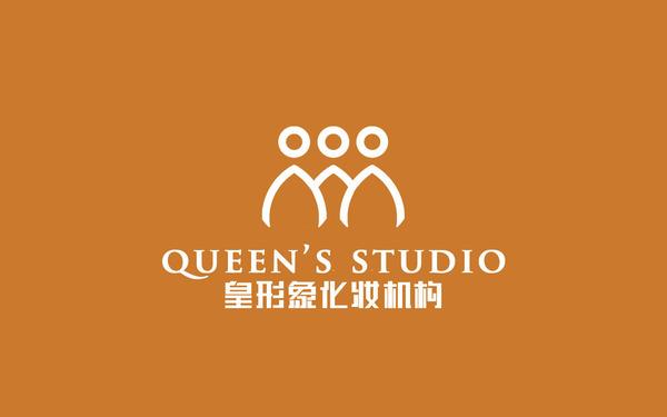 皇形象化妆机构LOGO设计