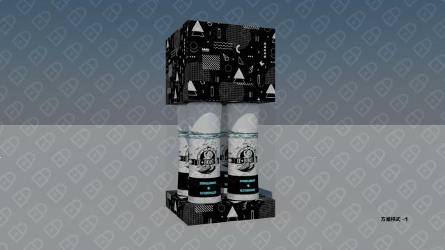 京源丰硕食品品牌包装设计入围方案6