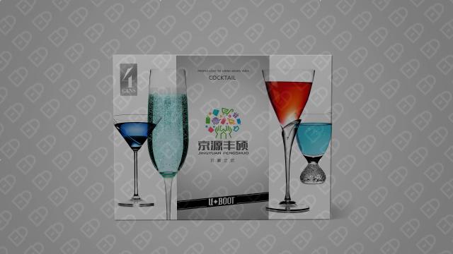 京源丰硕食品品牌包装设计入围方案5