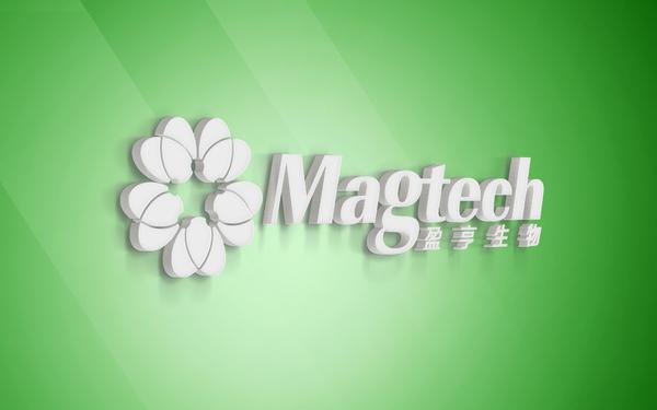 盈亨生物品牌logo设计