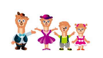 羊驼教育品牌吉祥物乐天堂fun88备用网站