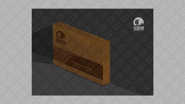 松鼠城包装设计入围方案1