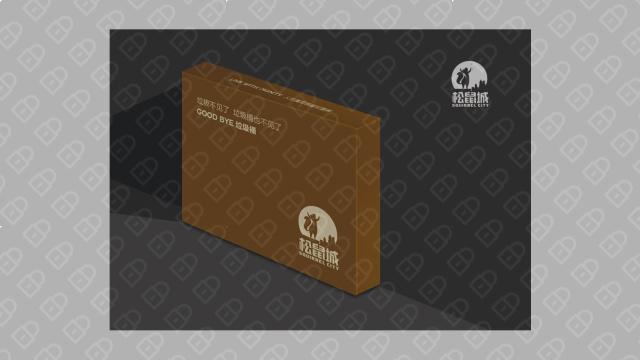 松鼠城包装设计入围方案2