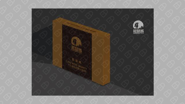 松鼠城电子品牌包装万博手机官网入围方案3