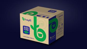 柏优日用品品牌包装设计