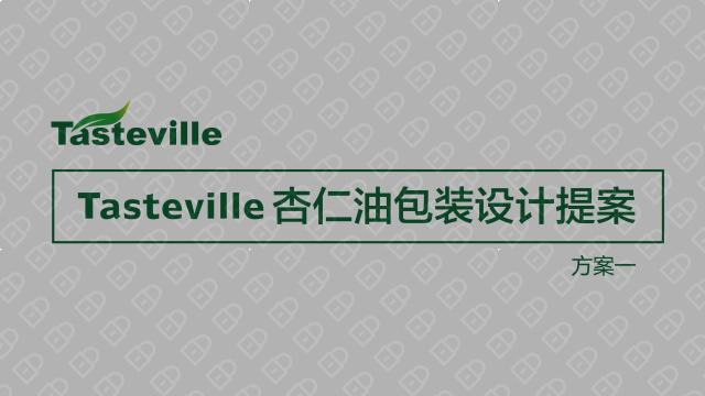 tasteville食品包装设计入围方案2