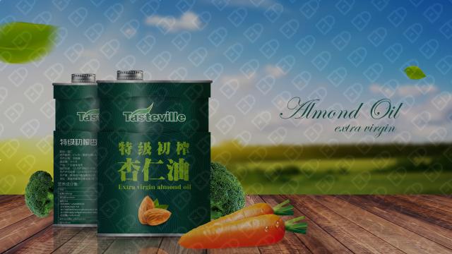 tasteville食品包装设计入围方案4