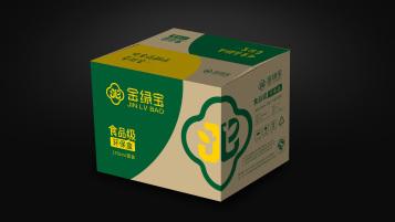 金绿宝日用品品牌包装设计