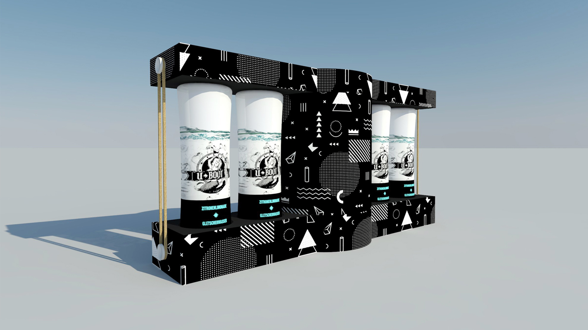 京源丰硕食品品牌包装设计