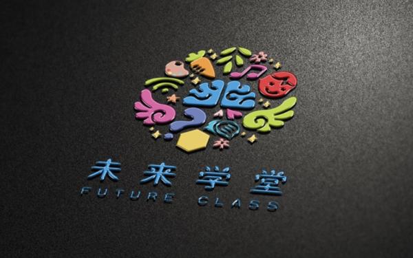 未来学堂品牌设计