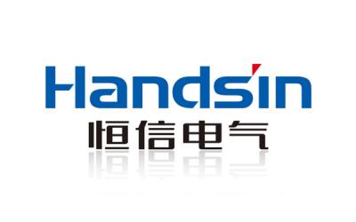 恒信电气logo设计