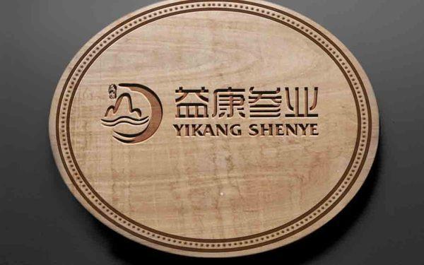 益康参业 logo