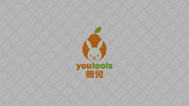 柚兔品牌LOGO设计入围方案5