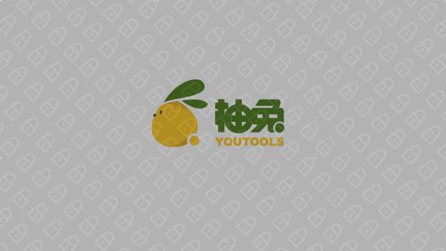 柚兔品牌LOGO设计入围方案3