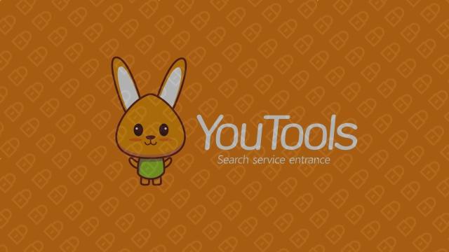 柚兔品牌LOGO设计入围方案7