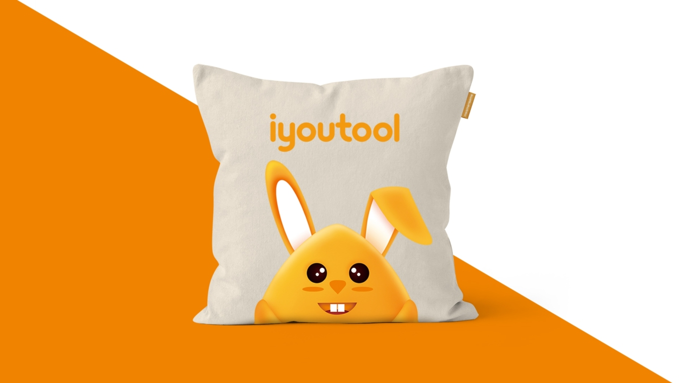 柚兔品牌LOGO设计中标图14