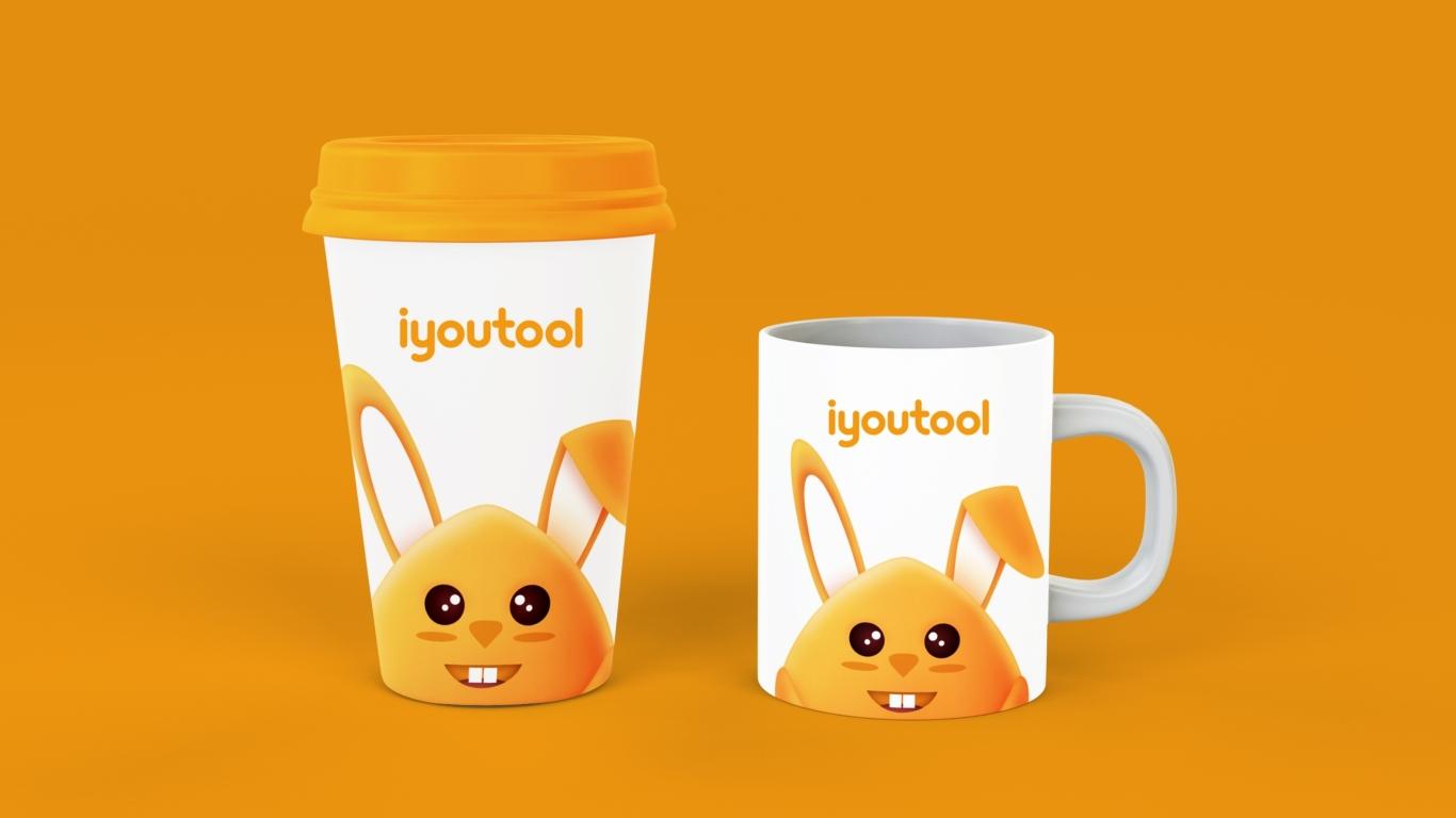 柚兔品牌LOGO设计中标图9