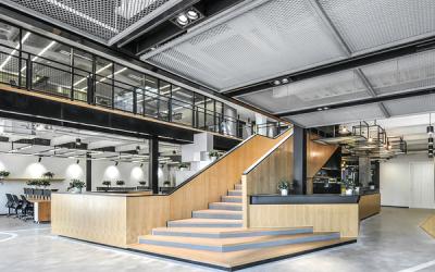 ALLINN联创办公空间设计