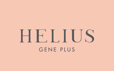HELIUS标志设计
