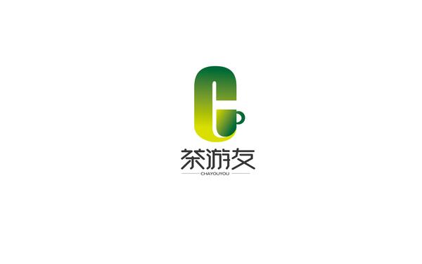 茶游友品牌logo设计