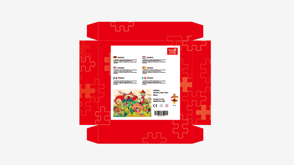 TOI玩具品牌包装设计中标图1