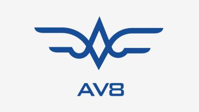 AV8飾品品牌LOGO設計