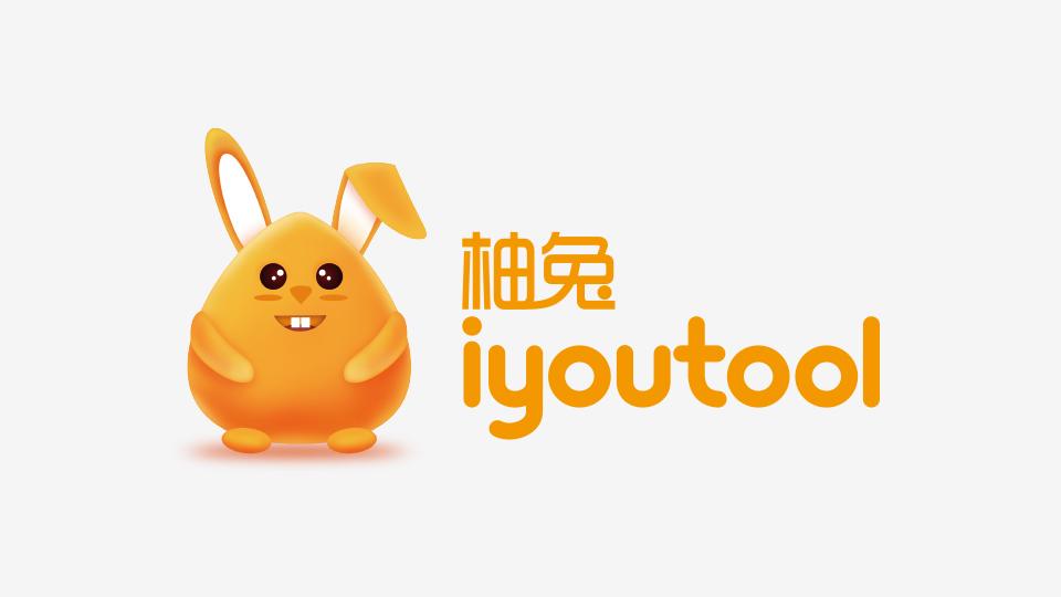 柚兔品牌LOGO设计