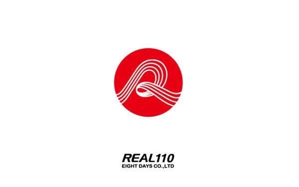 日本REAL假发标志设计