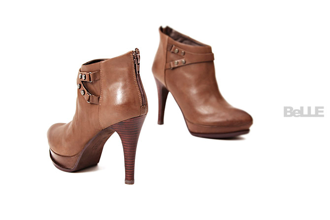 BELLE女鞋产品摄影图2