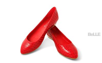 BELLE女鞋产品摄影