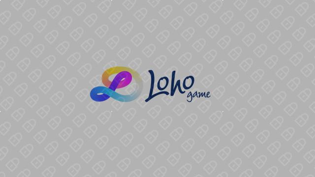 乐海互动公司LOGO设计入围方案1